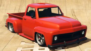 Pick-up Custom