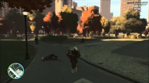 GTA IV Mission Hating the Haters