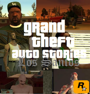 Gta lossantos portada