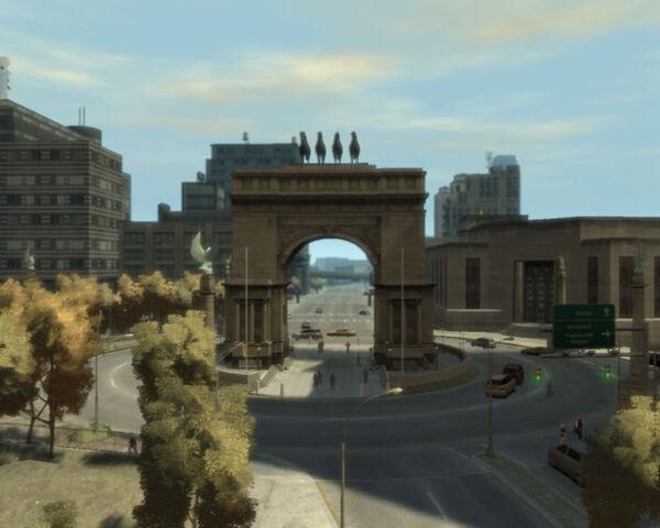 Archivo:Plaza de los Soldados-GTA IV.jpg