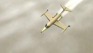 Shamal volandoCW