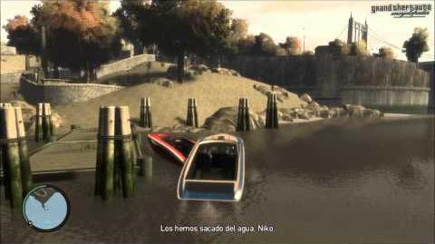 GTA IV Mission Buoys Ahoy
