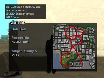 Archivo:Mapa del recorrido de Heli Hell.png