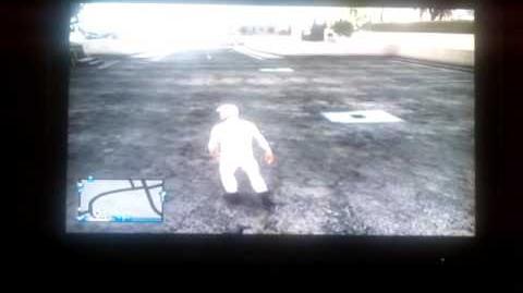 Bug Gta Online vídeo 1