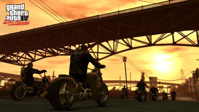 Archivo:Carreras callejeras de Grand Theft Auto IV The Lost and Damned.jpg