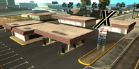 Gasolinera de Spinybed