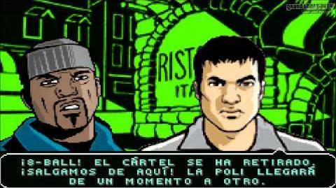 "Grand Theft Auto Advance - Misión 37 ""Amor al dinero"""