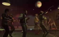 Baile en línea en el Hércules-GTA TBOGT