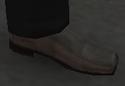 Zapatos piel vuelta GTA IV