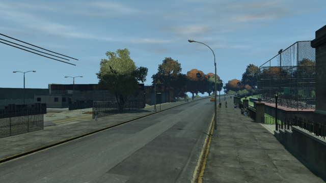 Archivo:Butterfly Street-GTAIV-South.png