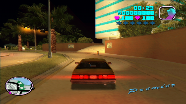 Archivo:GTA Vice City Alpha-Beta Civil Premier 2.png