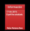 Miniatura de la versión de 23:03 17 jun 2015