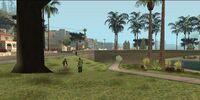 Batalla en Glen Park
