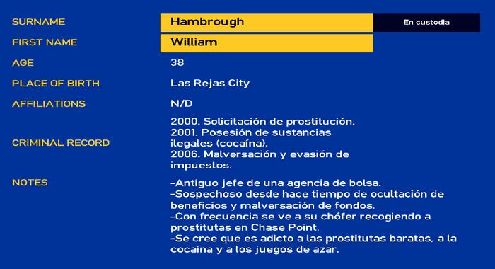 William hambrough