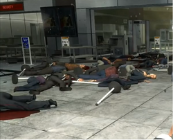 Airport masacre