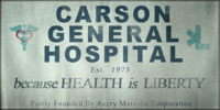 Hospital General Carson