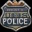 Archivo:Departamento de policía de Anywhere City - Emblema.png