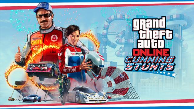 Archivo:GTA Online Cunning Stunts.jpg