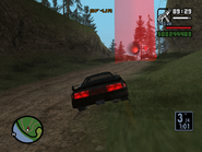 GTA SA Badlands B - Carrera 7