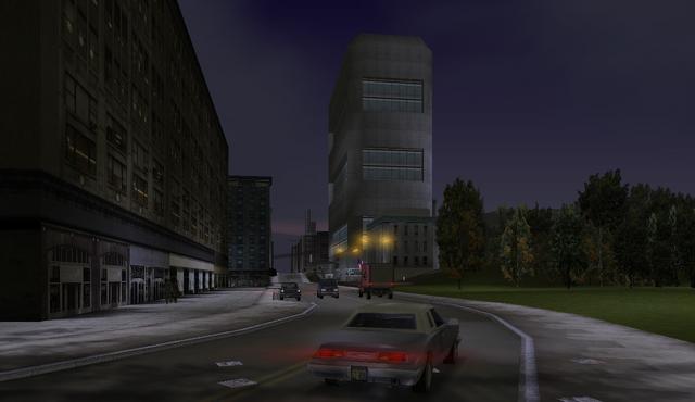 Archivo:Vista de Portland View en GTA III.PNG
