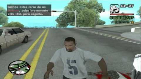 GTA San Andreas - Misión 47 T-Bone Mendez - HQ