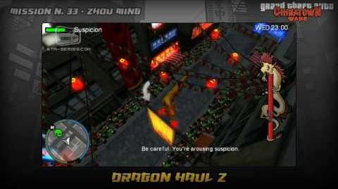 Dragon Haul Z