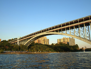 Henry Hudson Bridge, New York