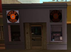Yoyojo's Records tienda Market