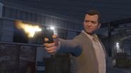 Michael mata a Trevor