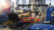 Peyote custom