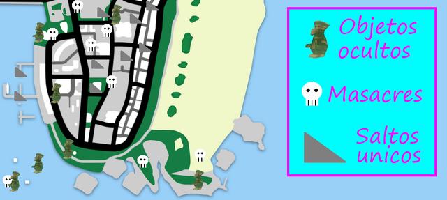 Archivo:Gta vc ocean beach mapa de los coleccionables de gta vc.png