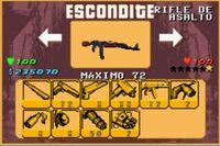 GTA A - Rifle de Asalto