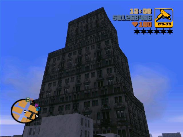 Archivo:GTA3 Edificio más alto.PNG