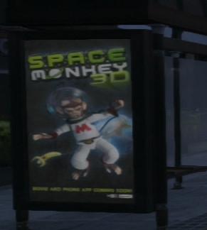 Archivo:Spacemonkey3dbillboardgtav.jpg