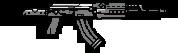 HUD fusil de asalto GTA V