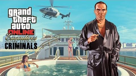 Tráiler de GTA Online Ejecutivos y otros criminales