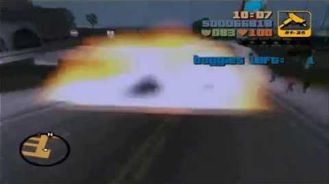 GTA 3 Recreación Misión Child's Play