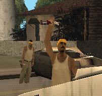 Los Santos Vagos Molotov