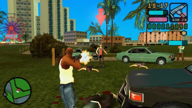 Archivo:Victor disparando contra pandilleros.PNG