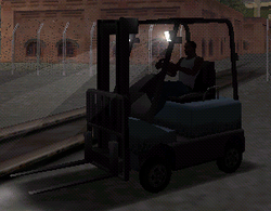 Forklift SA