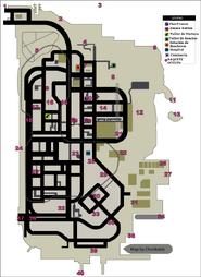GTA LCS Paquetes ocultos - Portland