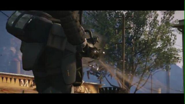 Archivo:Minigun GTA V trailer.jpg