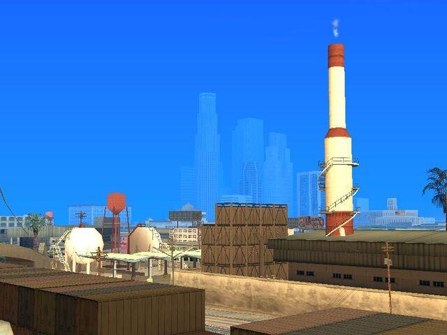 Archivo:Downtown visto desde Ocean Docks.jpg