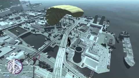 GTA IV EFLC TBoGT - Salto Base 6