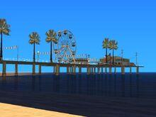 Santa Maria beach san andreas