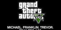 Tráilers de protagonistas de Grand Theft Auto V