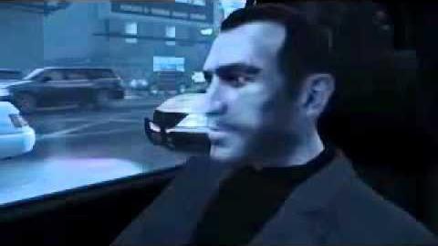 GTA IV - Niko Bellic