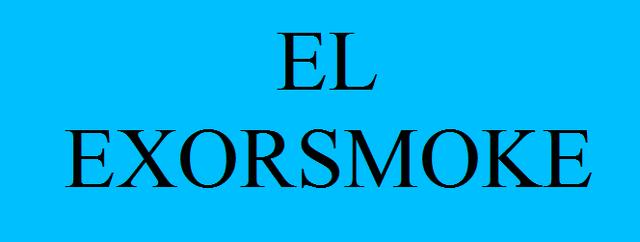 Archivo:EL EXORSMOKE - LOGO.png