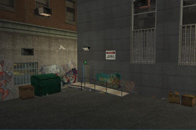 Archivo:El callejon de Liberty City Bank.JPG