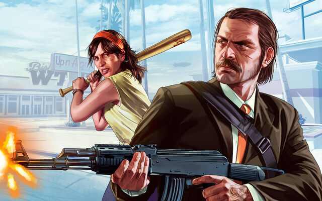 Archivo:Artwork GTA Online .jpg